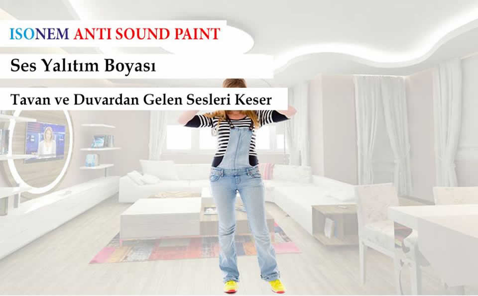 ISONEM SOUND PAINT